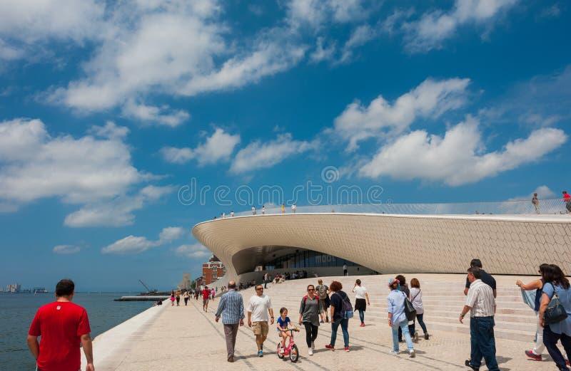 Lisbonne Maat images libres de droits