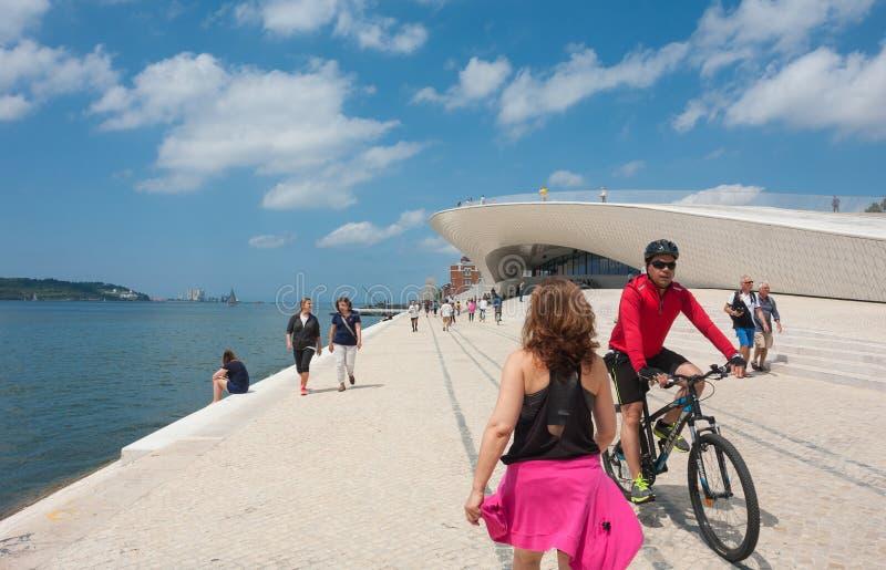 Lisbonne Maat photographie stock libre de droits