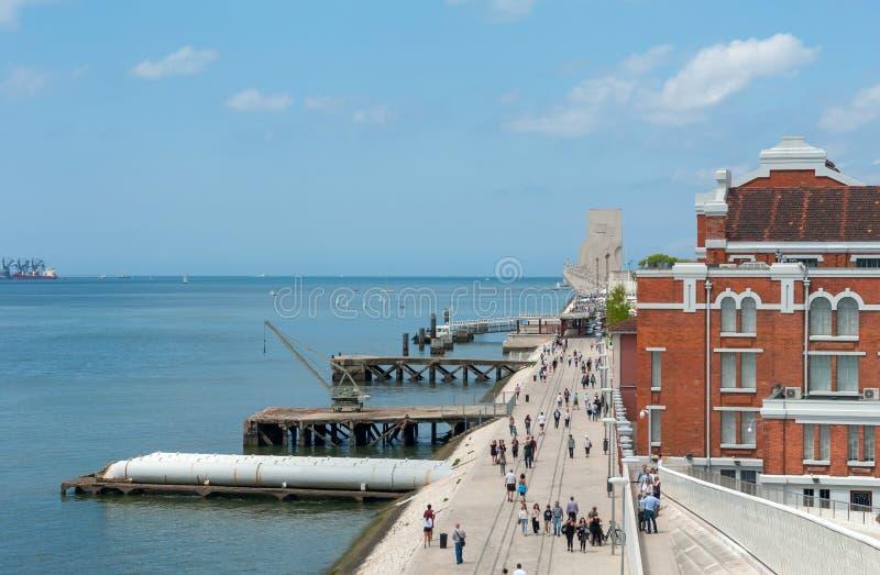Lisbonne Maat image libre de droits