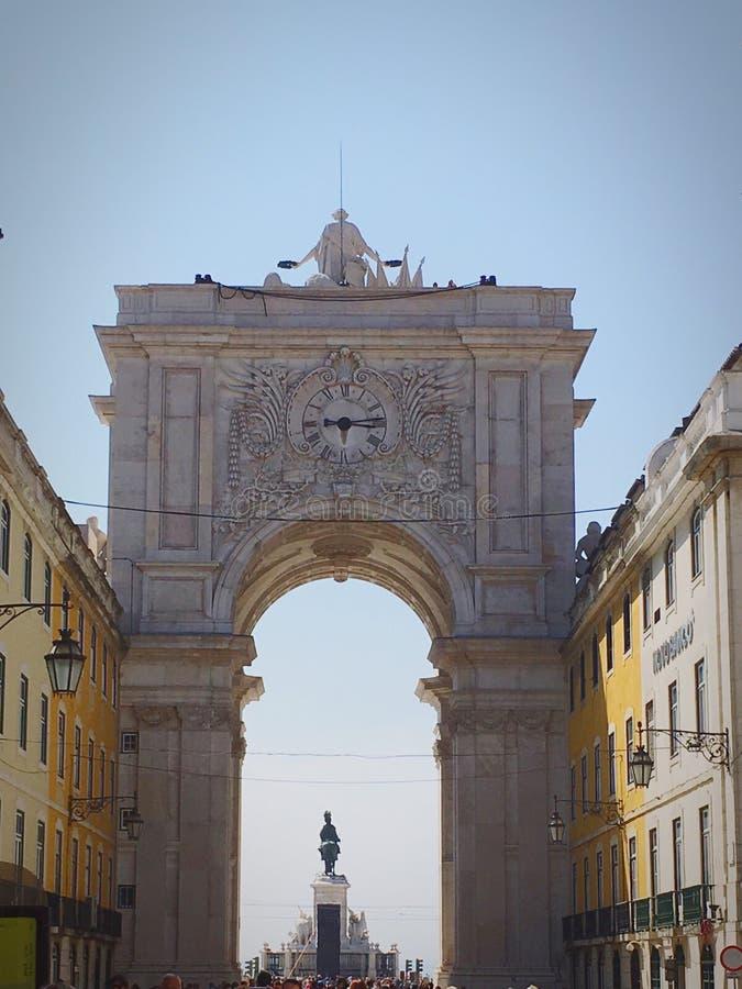 Lisbonne Portugal images libres de droits