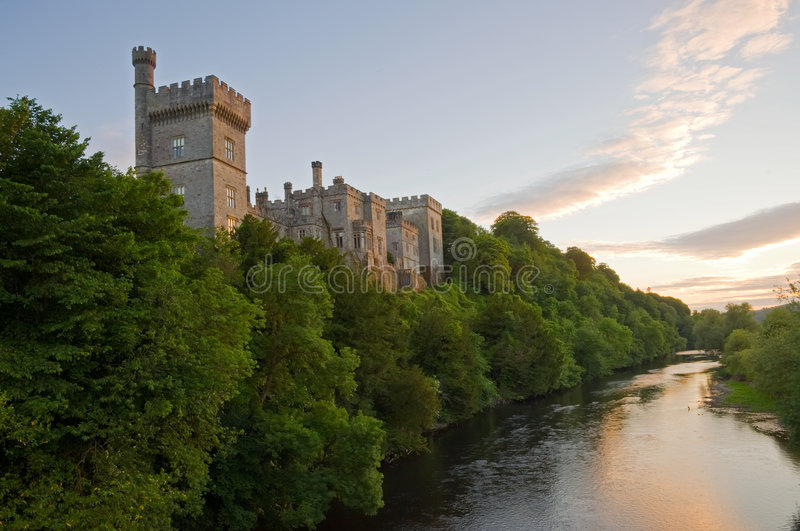 Lismore Castle stock photos