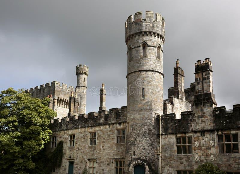 Lismore-Schloss, Co Waterford, Irland lizenzfreie stockbilder