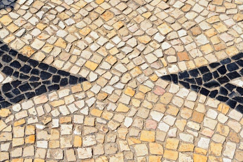 Download Lissabon stockfoto. Bild von bürgersteig, komprimiert - 26359730
