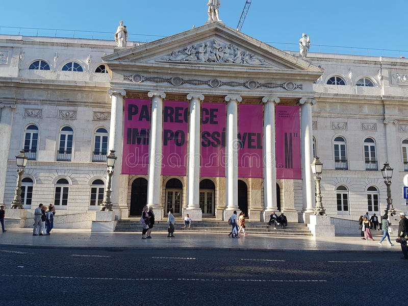 Lissabon foto de archivo libre de regalías