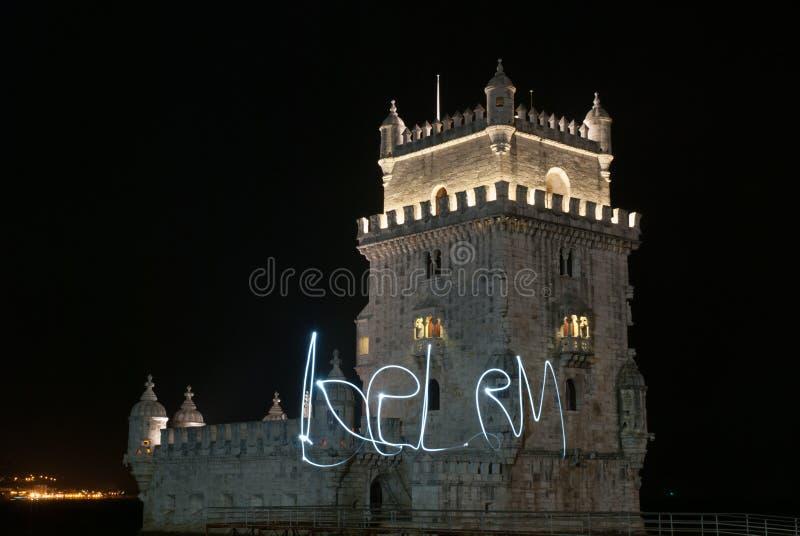 Lissabon - Belém stock foto's