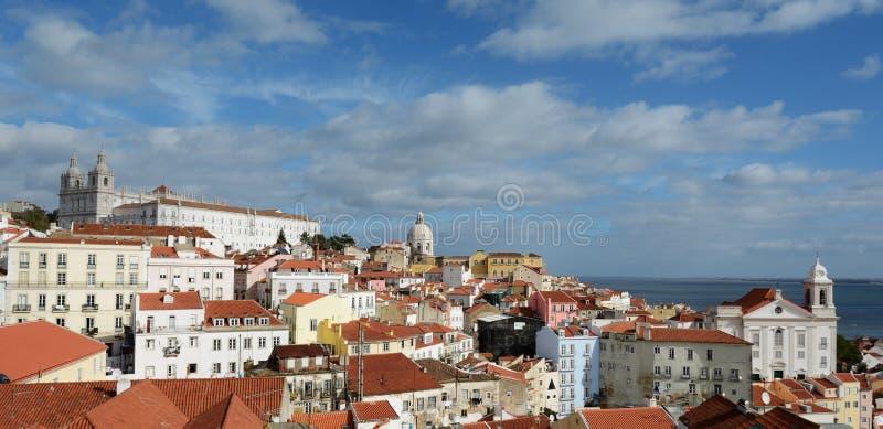 Lissabon Lissabon, Lissabon 22 arkivfoto