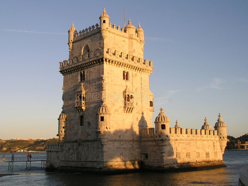 Lissabon, Portugal royalty-vrije stock fotografie