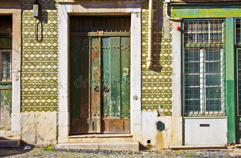 Lissabon, Portugal. lizenzfreie stockfotografie
