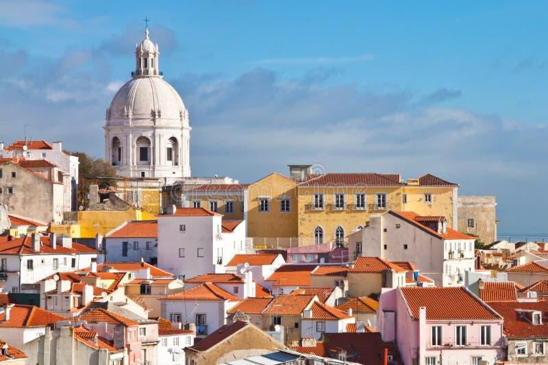 Lissabon. Portugal royalty-vrije stock foto