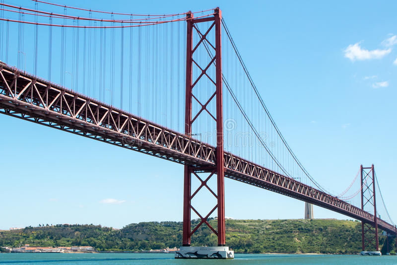 Lissabon, Portugal stock foto