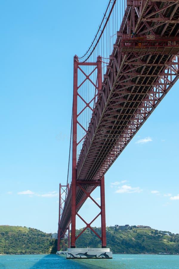 Lissabon, Portugal royalty-vrije stock foto's