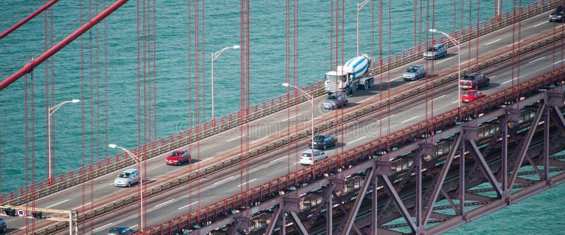Lissabon-Rotbrücke lizenzfreie stockbilder
