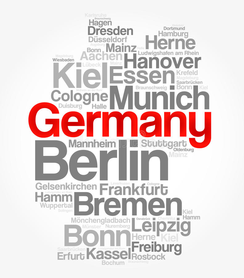 download list of cities and towns in germany stock illustration illustration of castle german