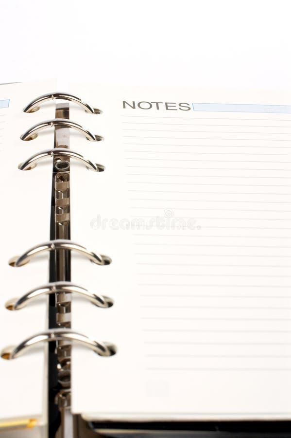 list otwarty porządku obrad pisać słowo fotografia stock