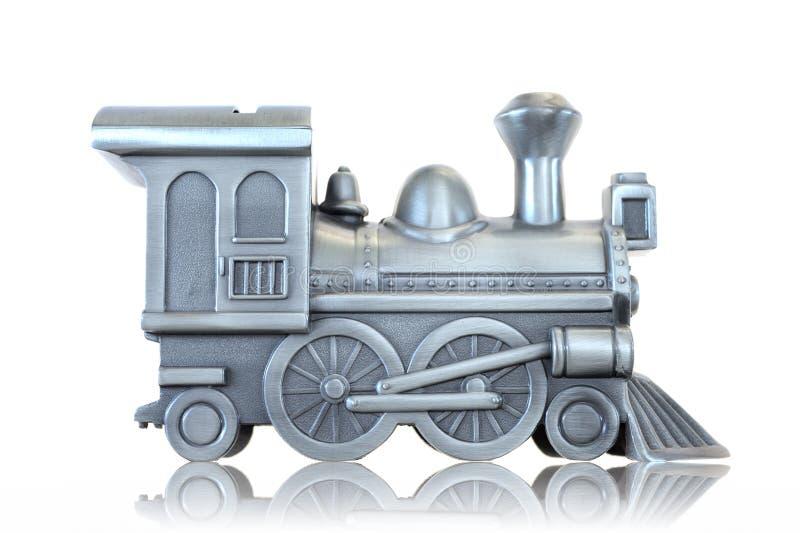 list pewter pociąg zabawki zdjęcie royalty free