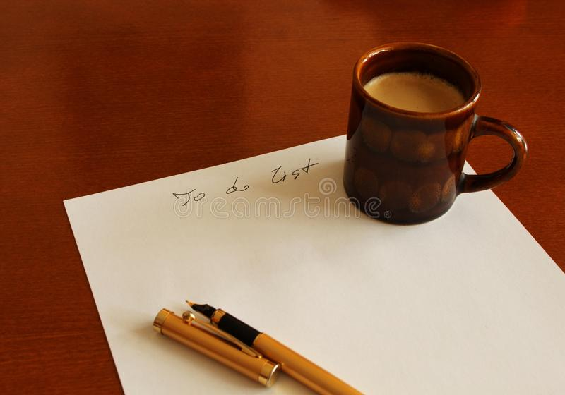 Download List to do stock image. Image of paper, background, checklist - 28185815