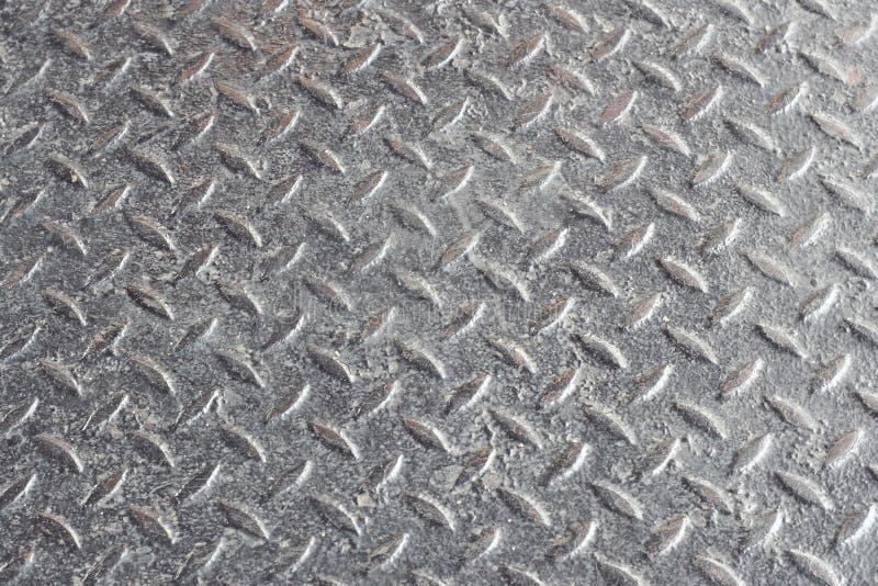 Lista scura di alluminio fotografia stock