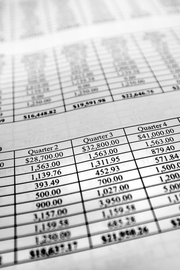 Liste ou diagramme de croissance de richesse d'investissements d'argent photos stock