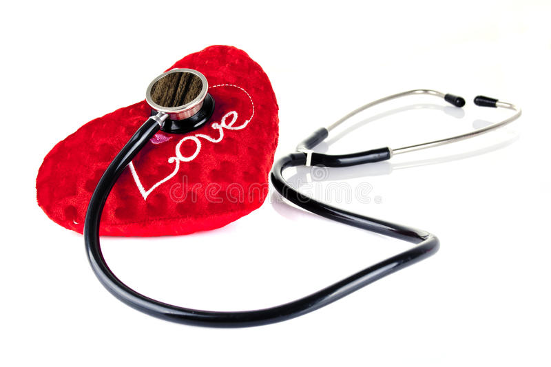 Listen To The Heartbeat Stock Image