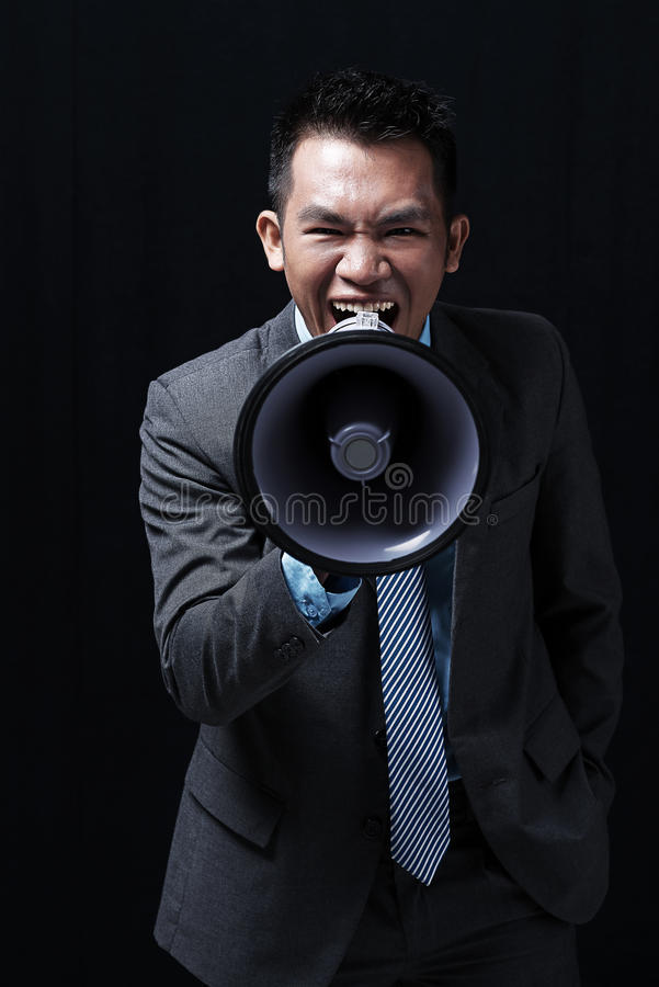 Download Listen To Me! Stock Photo - Image: 32672520