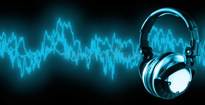 Download Listen To Music (+clipping Path, XXL) Stock Image - Image: 1899245