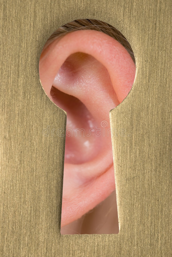 Download Listening-in stock photo. Image of eavesdrop, metal, intercept - 7992900