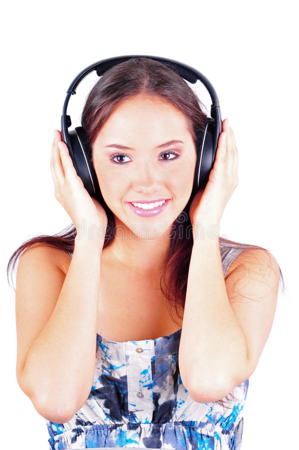 Download Listening To Music Stock Photo - Image: 23450990