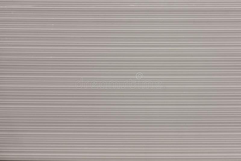 Listones blancos, textura de la superficie del modelo de la pared de los listones de la madera Primer del material interior para  fotos de archivo