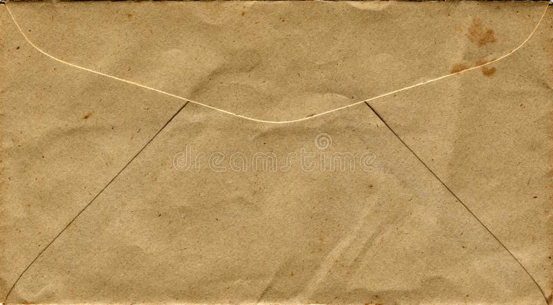 Listowa Kopertowa Tekstura Obraz Stock
