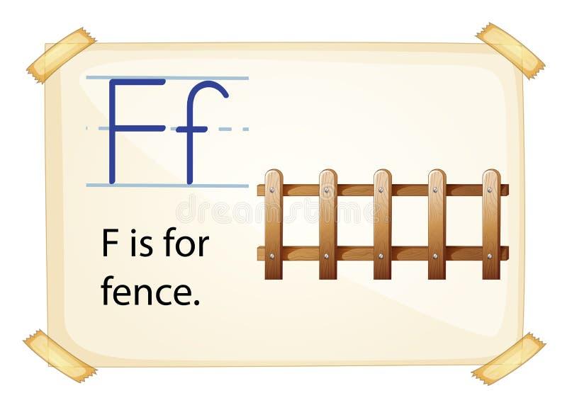 Listowy f ilustracja wektor