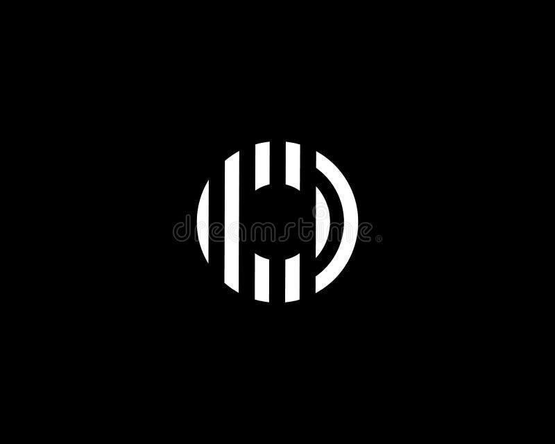 Listowy O wektoru linii logo projekt Kreatywnie minimalizmu logotypu ikony symbol ilustracji