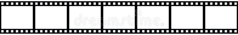 Listra da película ilustração do vetor