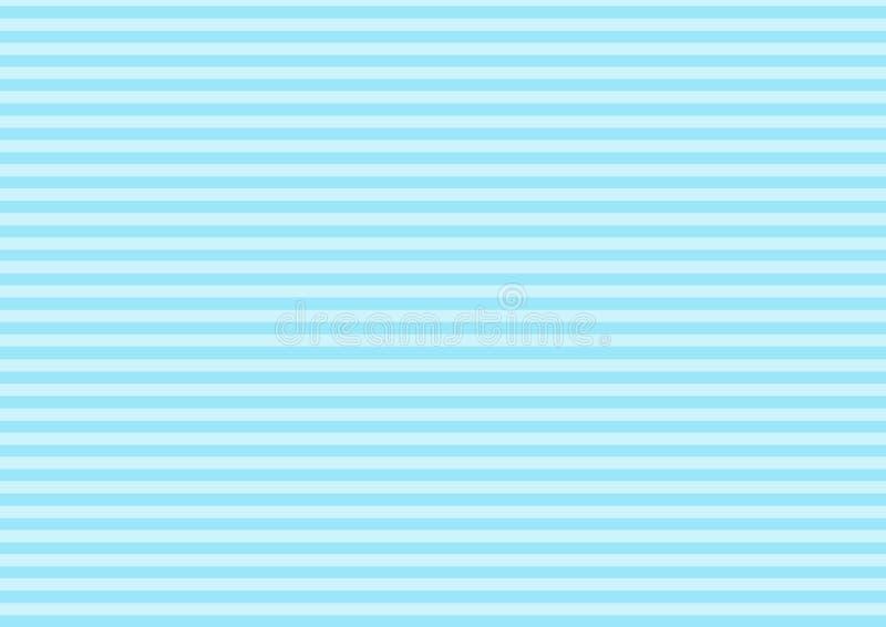 Listras azuis ilustração stock