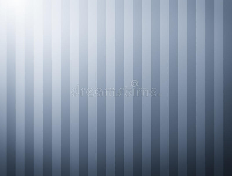 Listras azuis e brancas ilustração stock