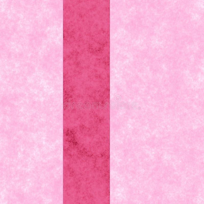 Listras bold(realce) roxas do grunge de Rosa ilustração royalty free