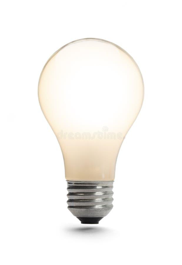 Free Lit Light Bulb Stock Photos - 34641383