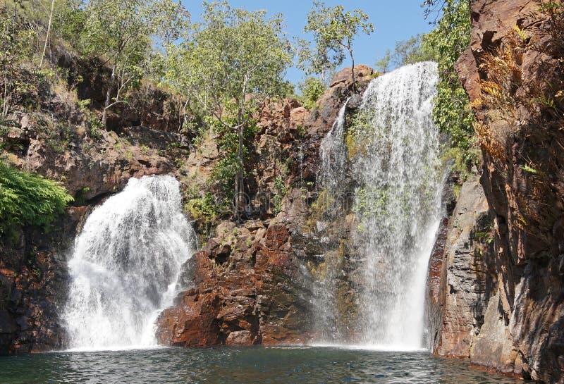 Litchfield park narodowy, Australia fotografia stock