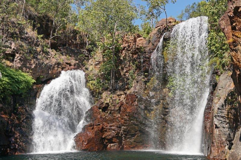 Litchfield park narodowy, Australia zdjęcie stock