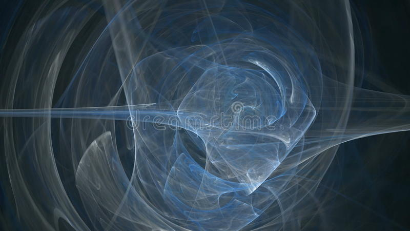 Lite Cold Blue Pattern Abstract Motion Background Stock Footage