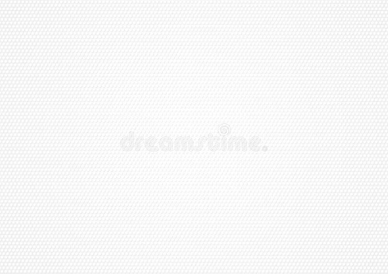 Liten-grained vit bakgrund royaltyfri illustrationer