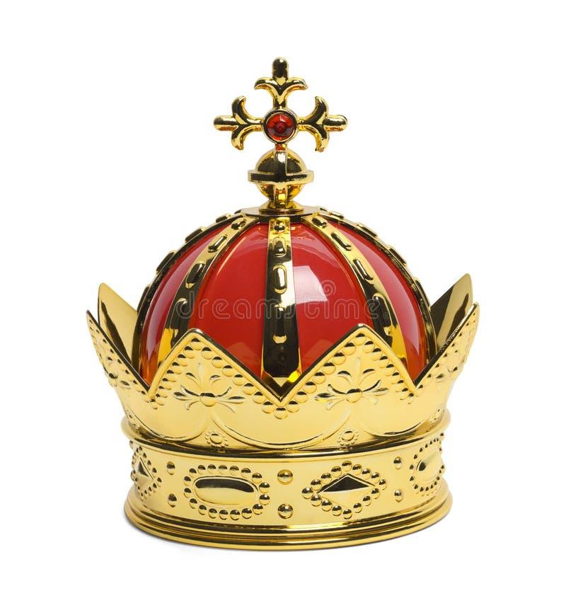Liten konungkrona royaltyfria foton