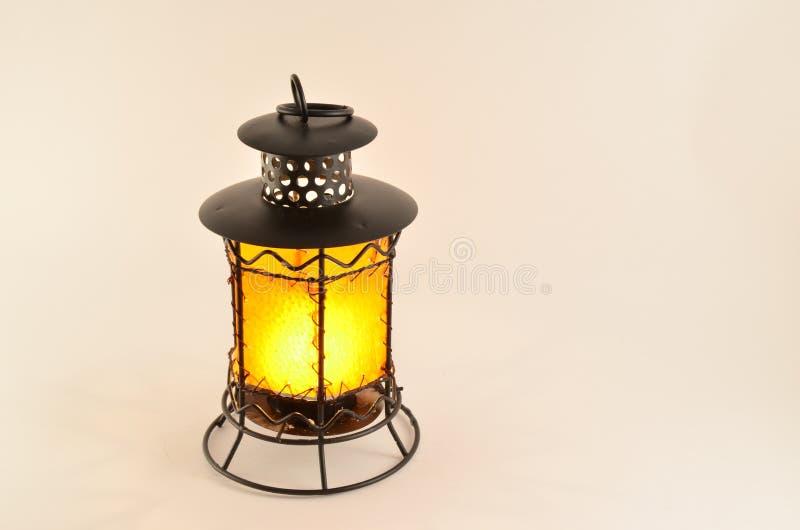 Liten lampa royaltyfria bilder