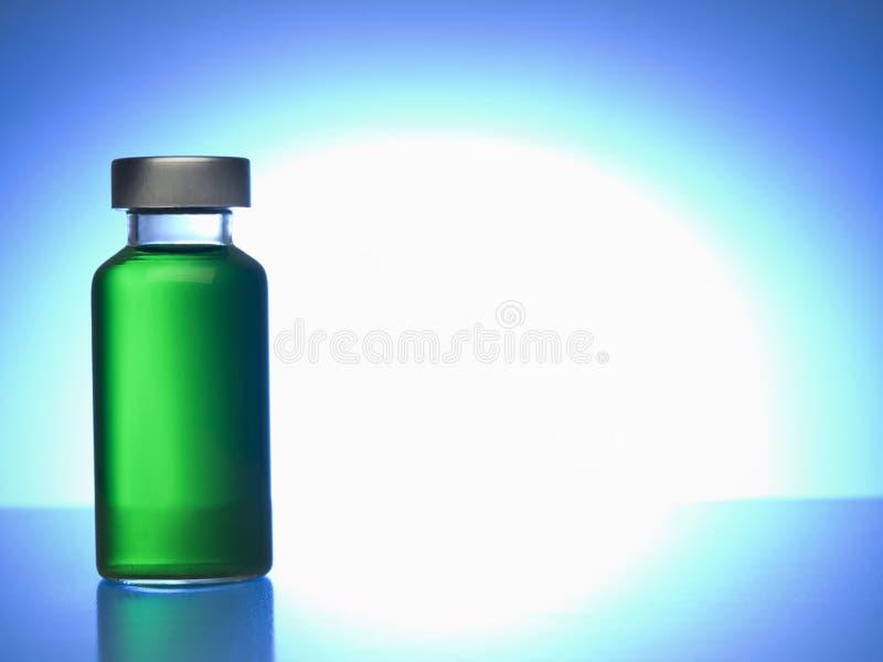 liten medicinflaska arkivbilder