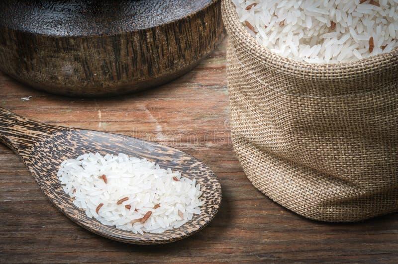 liten ricesäck arkivbilder