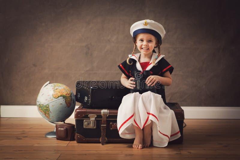 liten sjöman royaltyfria foton