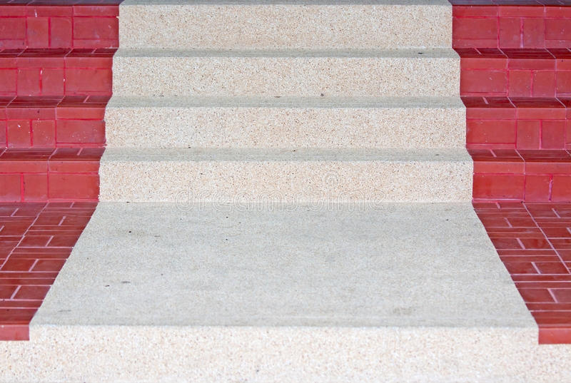 liten trappastenwalkway royaltyfria foton