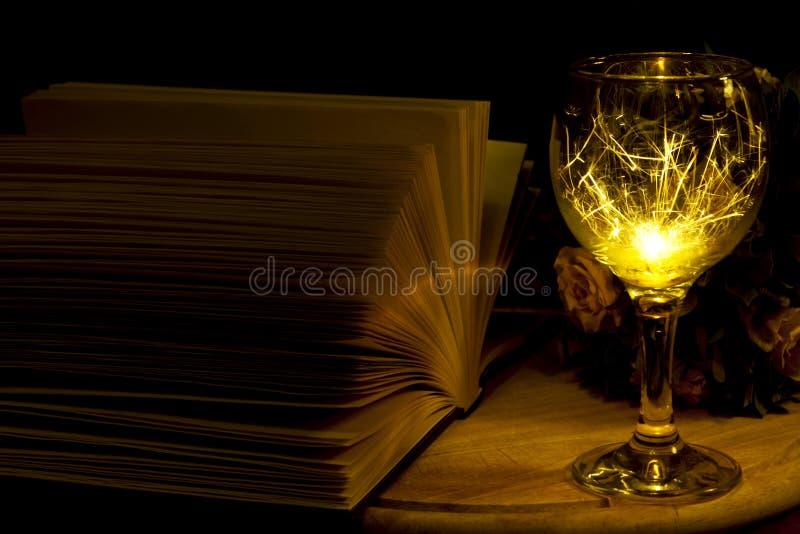 Literatura mágica imagen de archivo libre de regalías