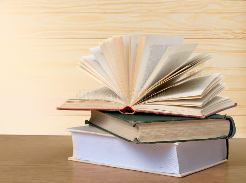 Literatuur het bestuderen stock foto's