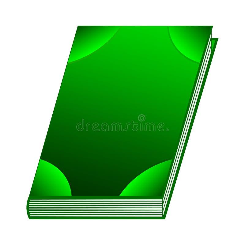 Literuje książkę jadu element dla Twój projekta, gra, karta Antyczna książka z alchemia przepisami, mistyczka zachwyty i czary i royalty ilustracja