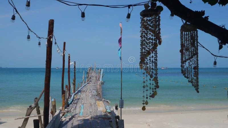 Litet paradis i Koh Samet, älskvärd ö i Thailand royaltyfria foton